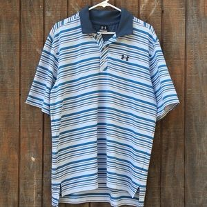 Men's Under Armour Polo, Size Large